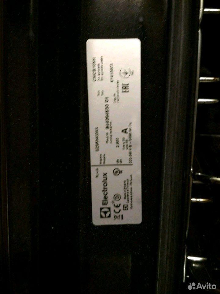 Электрический духовой шкаф Electrolux  89022886799 купить 1
