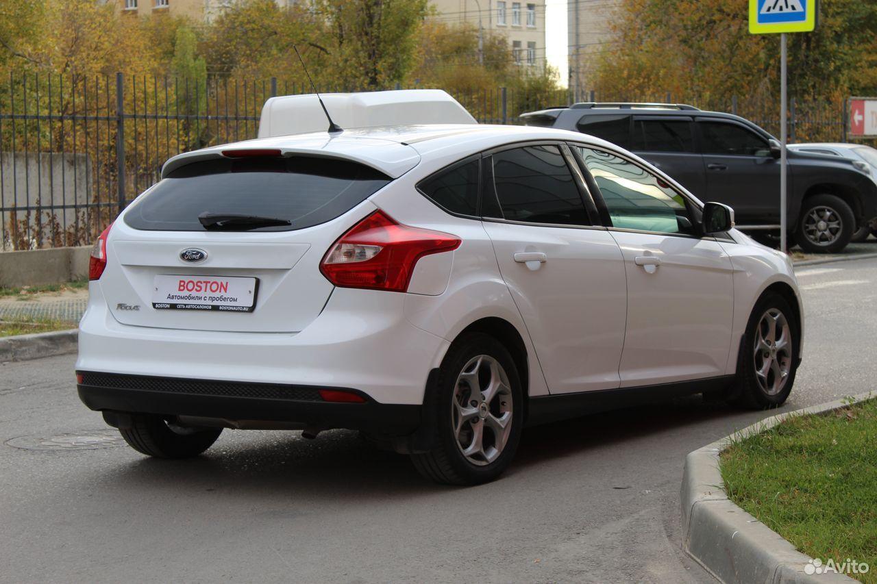 Ford Focus, 2012  89195434917 купить 5