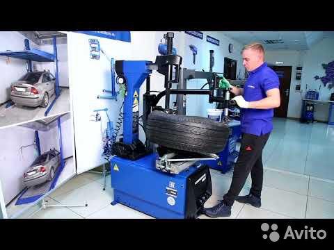 Станок шиномонтажный автомат