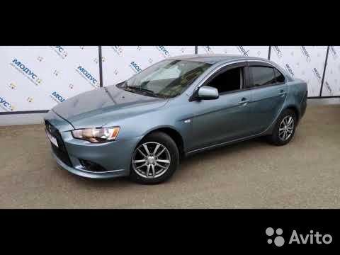 Mitsubishi Lancer, 2011  89343410233 купить 2